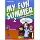 9788883390630 MY FUN SUMMER 2 MEDIA FOODY - SLOAN