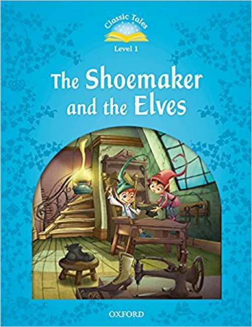 9780194008228  CT 1: SHOEMAKER AND THE ELVES MP3 PK OXFORD BOOKWORMS