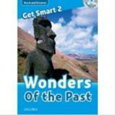 9780194044424 GET SMART READERS 2 WONDERS OF THE PAST OXFORD BOOKWORMS -