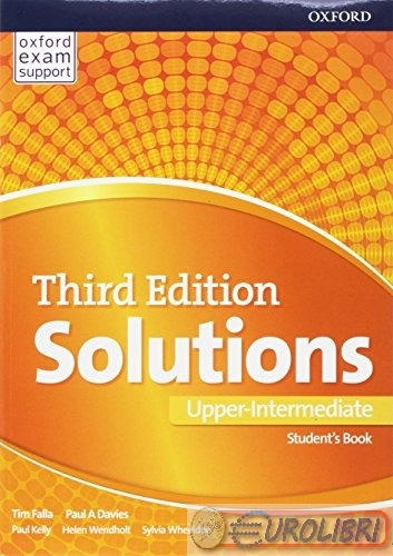 9780194506632 A.A.V.V. SOLUTIONS. UPPER-INTERMEDIATE. STUDENT'S OXFORD UNIVERSITY PR