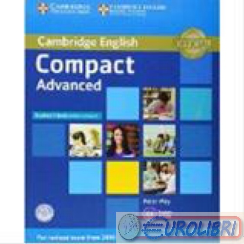 9781107418080 MAY COMPACT. ADVANCED. STUDENT'S BOOK WITHOU CAMBRIDGE ELT -