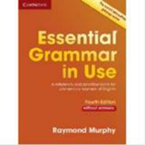 9781107480568 RAYMOND MURPHY ESSENTIAL GRAMMAR IN USE 4TH ED WITHOUT CAMBRIDGE ELT