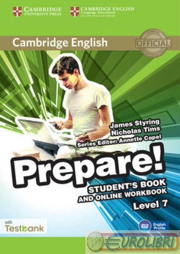 9781107498006 ANNETTE CAPEL CAMBRIDGE ENGLISH PREPARE! 7. STUDENT'S CAMBRIDGE ELT