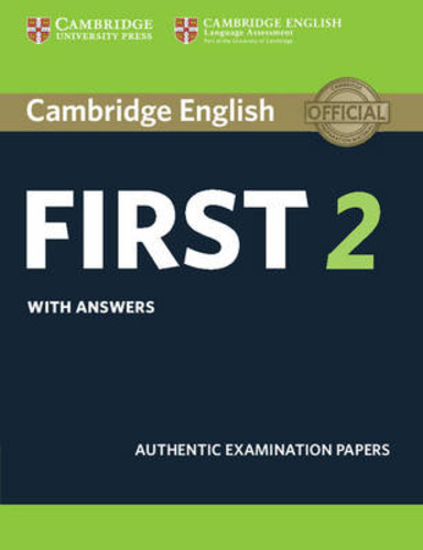 9781316503577 AAVV CAMBRIDGE ENGLISH FIRST CAMBRIDGE ELT