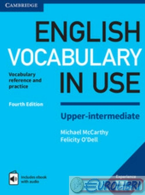9781316631744  ENGLISH VOCABULARY IN USE UPPER INTERMED CAMBRIDGE ELT