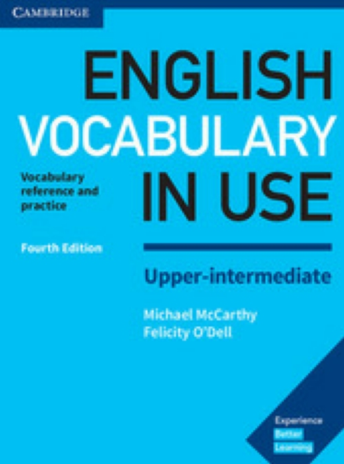 9781316631751  ENGLISH VOCABULARY IN USE UPPER INTERMED CAMBRIDGE ELT