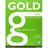 9781408297902 BURGESS GOLD FIRST ? STUDENTS? PACK MAXIMIZER WI LONGMAN ELT -