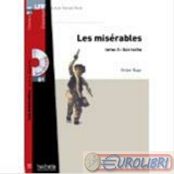 9782011557582 MISERABLES T3 + CD (GAVROCH 155758