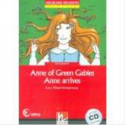 9783852727622 AAVV ANNE OF GREEN GABLES HEBLING READERS RED HELBLING LANGUAGE -