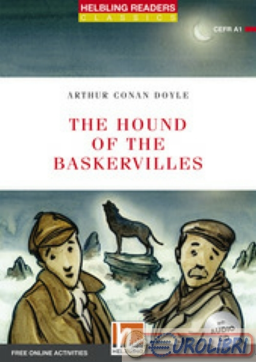 9783990457184 CONAN DOYLE ARTHUR HOUND OF THE BASKERVILLES. READERS RED S CAMBRIDGE ELT