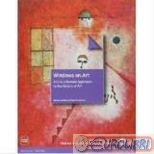 9788842436034  WINDOWS ON ART BRUNO MONDADORI SCOL -