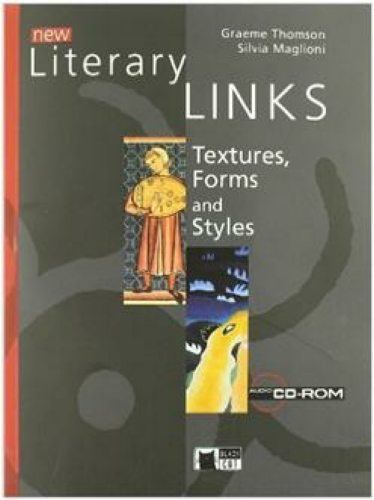 9788853000019 THOMSON NEW LITERARY LINKS 1+CD-ROM -
