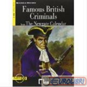 9788853001641 SPENCE FAMOUS BRITISH CRIMINALS + CD CIDEB -