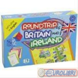 9788853604637 GUILLEMANT DOMINIQUE ROUNDTRIP OF BRITAIN AND IRELAND EUROPEAN LANG.INST. -