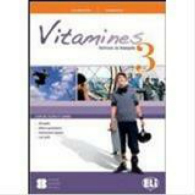 9788853604897 CRIMI VITAMINES 3 MULTI EUROPEAN LANG.INST. -