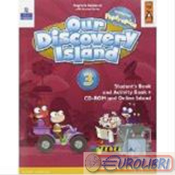 9788861612051 OUR DISCOVERY ISLAND FEUTEUN,PETER