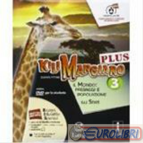 9788869170386 PORINO KILIMANGIARO PLUS VOL. 3 CON DVD E ATLAN LATTES