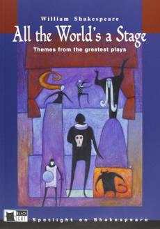 9788877545039 JENNINGS  AL.ALL WORLD'S A STAGE+CD Black Cat-Cideb