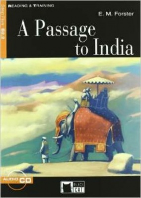 9788877549259 FORSTER-JACKSON PASSAGE TO INDIA + CD -